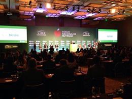 Em parceria com a Nestl� a M�DIA VIEW participa do 1� F�RUM NACIONAL DE NUTRI��O.